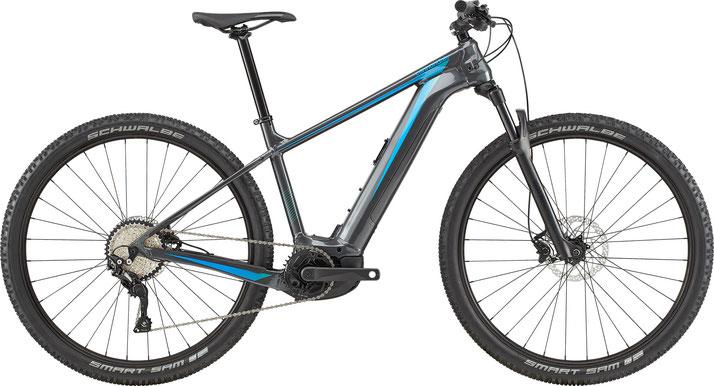 Cannondale Trail Neo 2 e-Mountainbike 2020