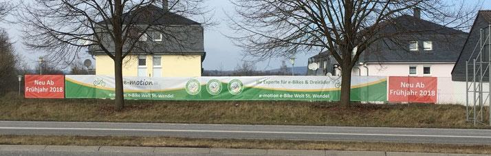 Die Vorbereitungen für die Neueröffnung in Sankt Wendel laufen auf Hochtouren