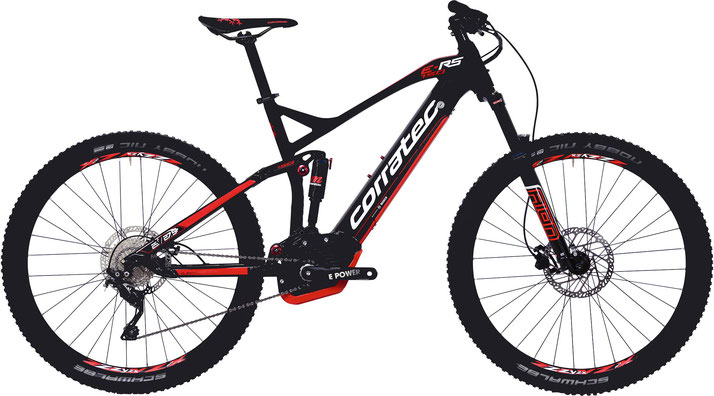 Corratec E-Power RS 160 LTD e-Bike 2020 e-Mountainbike