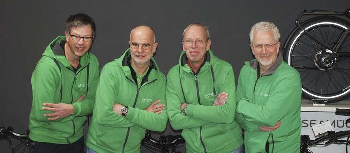 Die e-motion e-Bike und Pedelec Experten in Hamm