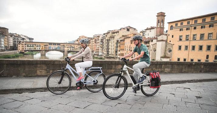 Die neue Bosch Active Line 2018 ist der perfekte e-Bike Antreib für City e-Biker und Touren-Liebhaber