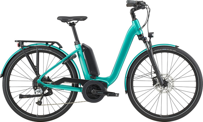 Cannondale Mavaro Neo City 4 - 2020 City e-Bike