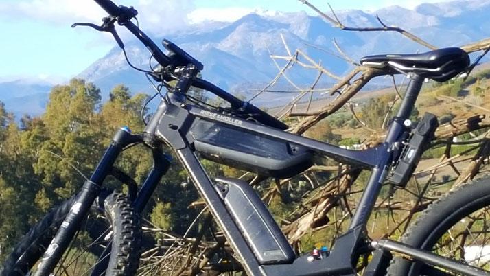e-MTB / e-Mountainbike Reise Andalusien und Marokko
