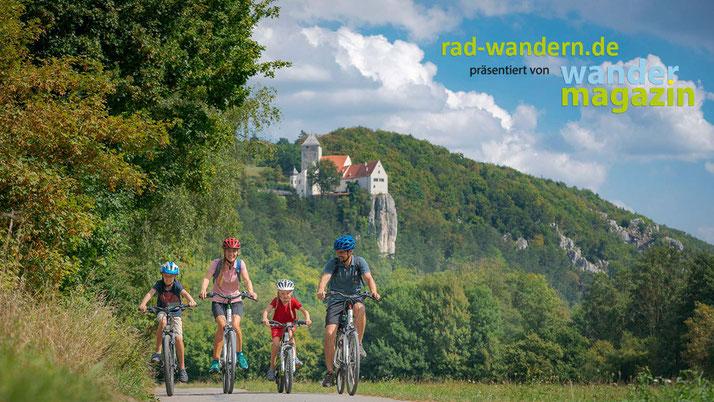 rad-wandern.de - Die schönsten Radtouren Deutschlands