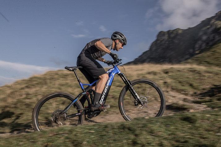 Corratec e-Bikes im e-motion e-Bike Premium Shop Velbert kaufen und Probefahren