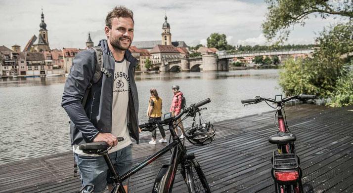 e-Bikes und Pedelecs sollten mindestens einmal jährlich inspiziert und gewartet werden