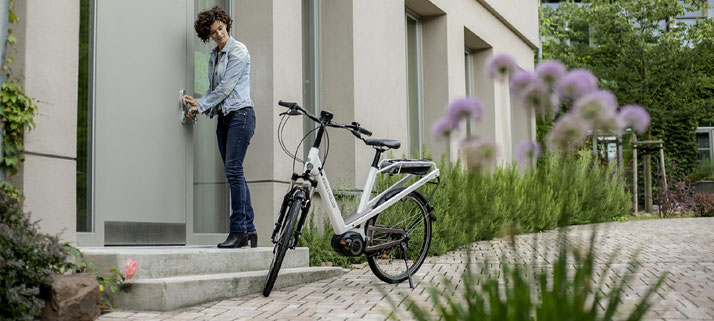 Riese & Müller e-Bikes und Pedelecs in der e-motion e-Bike Welt in Ahrensburg