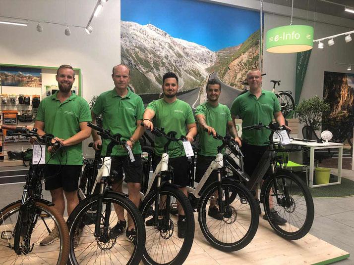 e-Bike Service-Werkstatt in Hanau