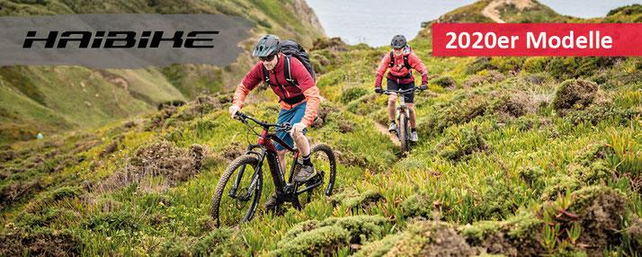 Haibike SDURO und XDURO e-Bikes 2020