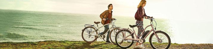 Electra e-Bikes und Pedelecs in der e-motion e-Bike Welt Bad-Zwischenahn