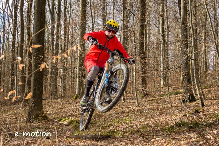 Beim Dauertest des Focus Sam² haben wir das e-Mountainbike auf Herz und Nieren getestet.