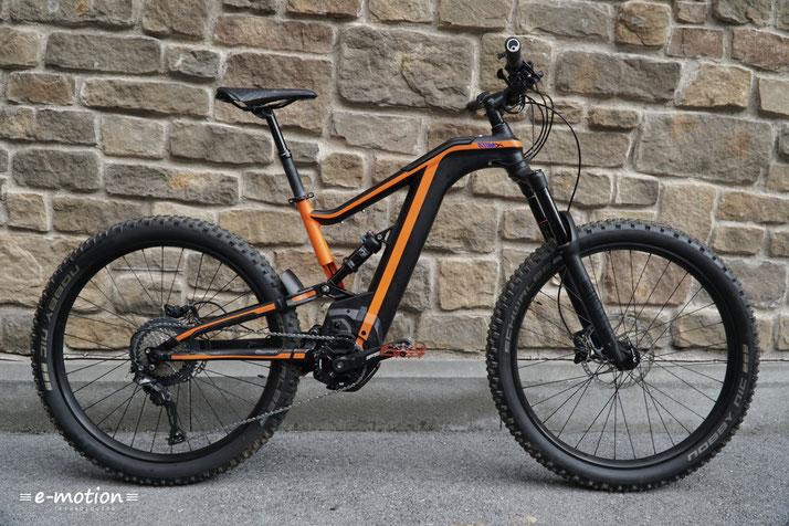 Wir haben das neue Atom-X Lynx 6 Pro eMTB von BH Bikes für Sie getestet