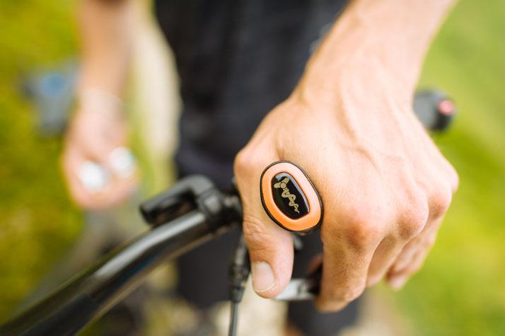 ergonomische e-Bike Griffe von SQlab
