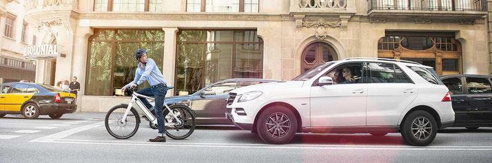 e-Bikes als Jobrad leasen in Hannover