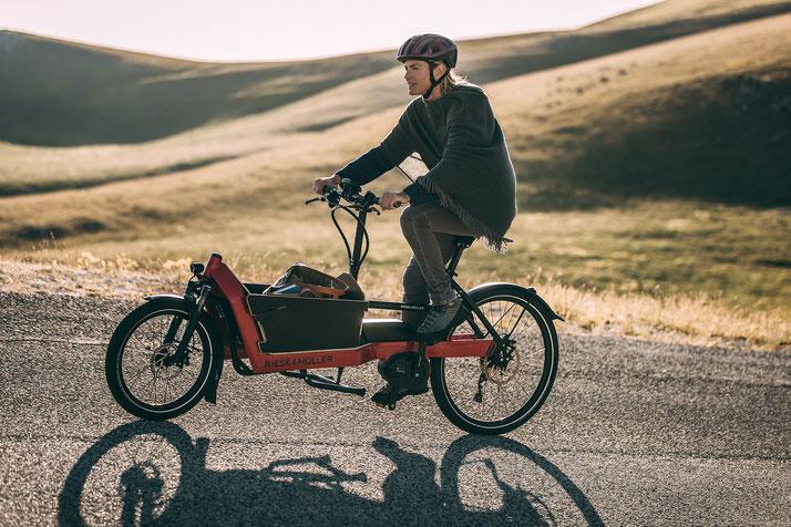 Finden Sie Ihr eigenes Lasten e-Bike in München West