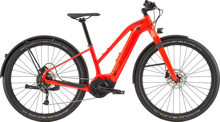 Cannondale Canvas Neo 2 - City e-Bike 2020