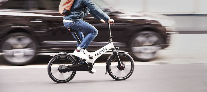 Gocycle e-Bikes kaufen in der e-motion e-Bike Welt in Worms