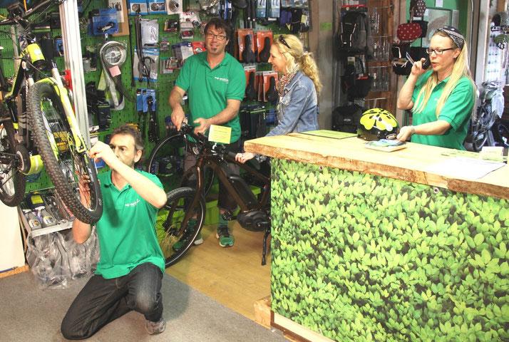 e-Bike Service und Werkstatt Ravensburg