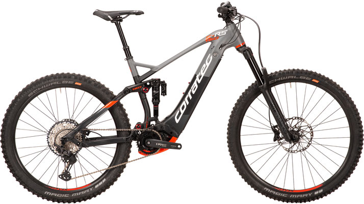 Corratec E-Power PS 160 Pro e-Bike 2020