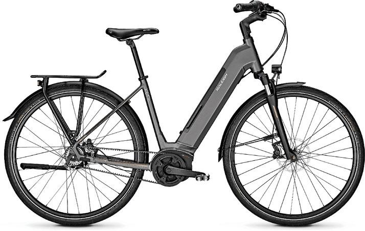Raleigh Kent 10 Premium Trekkin e-Bike 2020