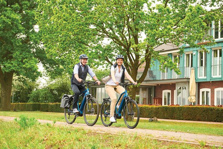 Raleigh Preston City e-Bike/Trekking e-Bike 2020