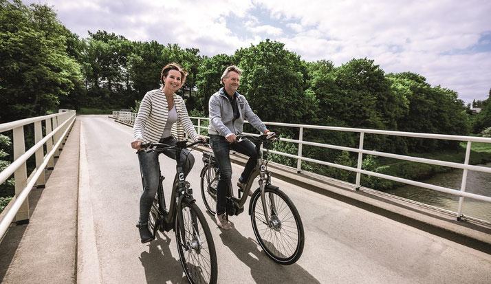 Die Sync Drive e-Bike Antriebe von Giant gibt es in drei Motor Variationen