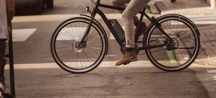 Die Shimano Nexus Inter-5E Nabenschaltung für e-Bikes