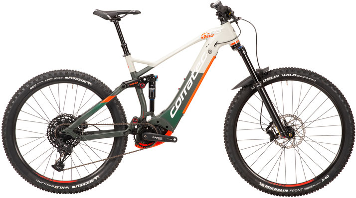 Corratec  E-Power RS 160 Elite - 2020 e-Mountainbike