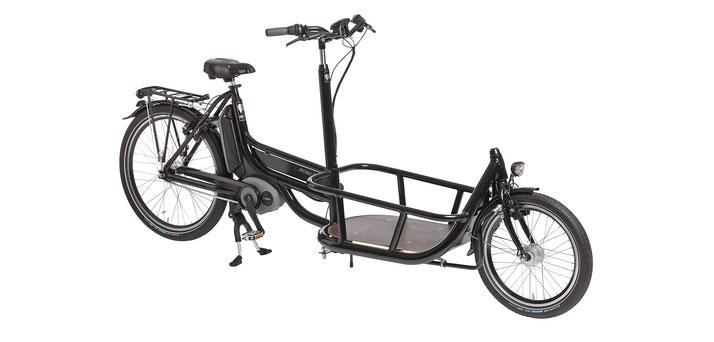 Pfau-Tec Lasten e-Bike / Cargo e-Bike Carrier 2017
