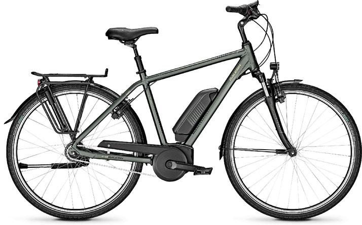 Raleigh Jersey 8 City e-Bike 2020 - Diamantrahmen