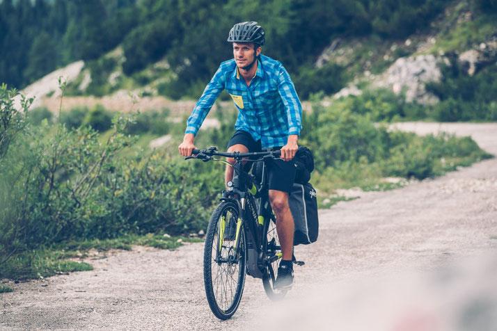 Ein Besuch im Shop in Reutlingen kann alle Fragen um das Thema Trekking e-Bike klären.