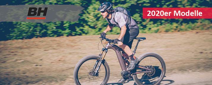 BH Bikes e-Bikes, Speed-Pedelecs und e-Mountainbikes bei den e-Bike Experten von e-motion