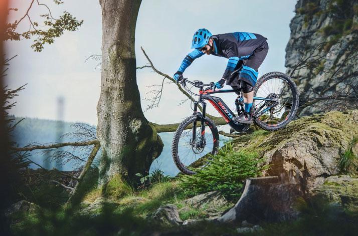Unsere Experten in Oberhausen beraten Sie gern beim Kauf Ihres e-Mountainbikes