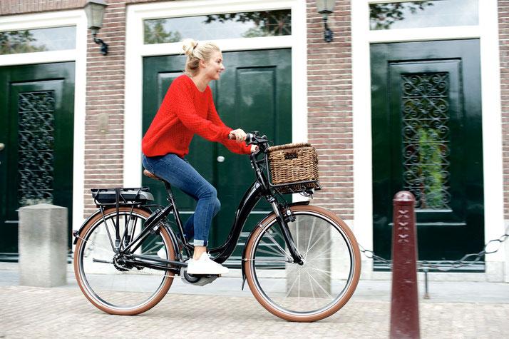 Finden Sie ihr eigenes City e-Bike im Shop in Saarbrücken