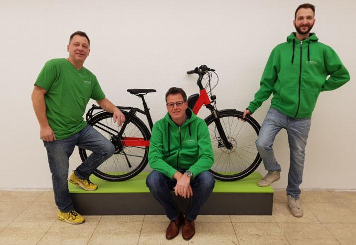 Focus e-Bikes kaufen und Probefahren in der e-motion e-Bike Welt in Münster