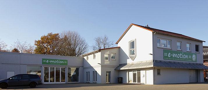 e-motion Premium-Shop Cloppenburg