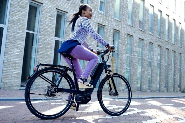 Finden Sie ihr eigenes City e-Bike im Shop in Ulm