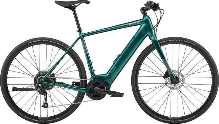 Cannondale Quick Neo - 2020 Urban e-Bike