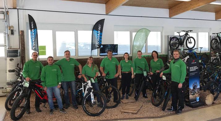 Elektrofahrräder mit 25 km/h oder 45 km/h Unterstützung kaufen und Probefahren in Tuttlingen