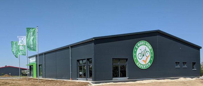 Die e-motion e-Bike Welt in Westhausen