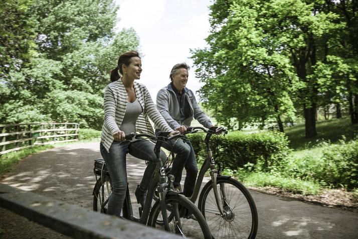Der Sync Drive Life e-Bike Antrieb eignet sich besonders für Freizeit e-Biker
