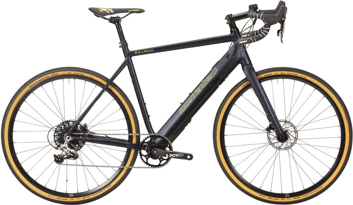 Corratec E-Allroad Fazua Gravel e-Bike 2020