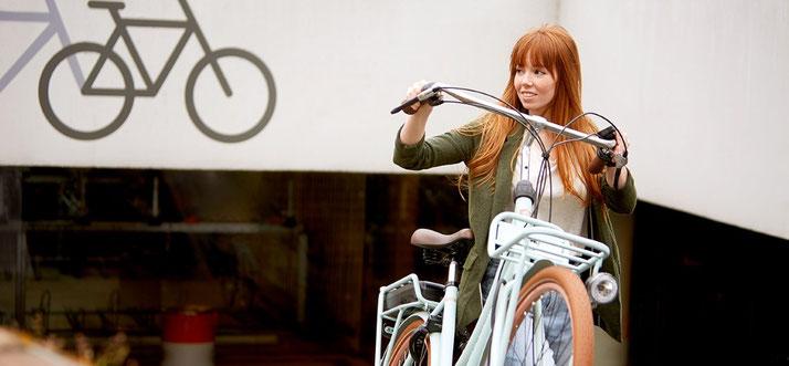 e-Bike fahren macht Spaß und hält fit!