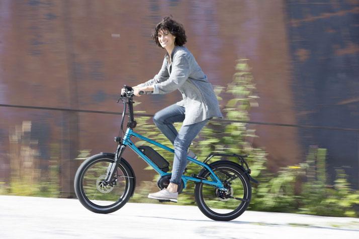 Finden Sie Ihr eigenes Falt- oder Kompakt e-Bike in Würzburg