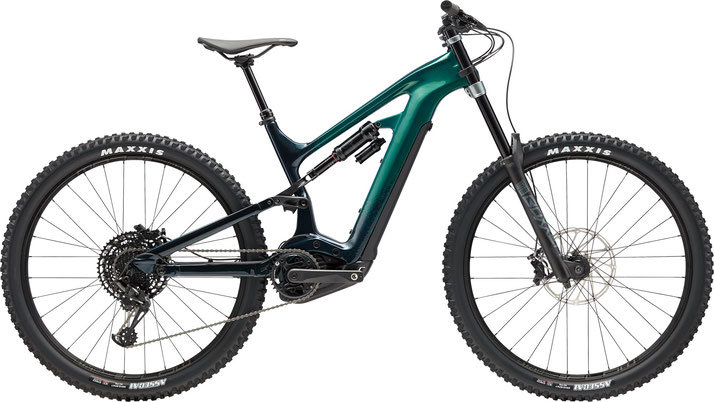Cannondale Moterra SE - 2020 e-Mountainbike