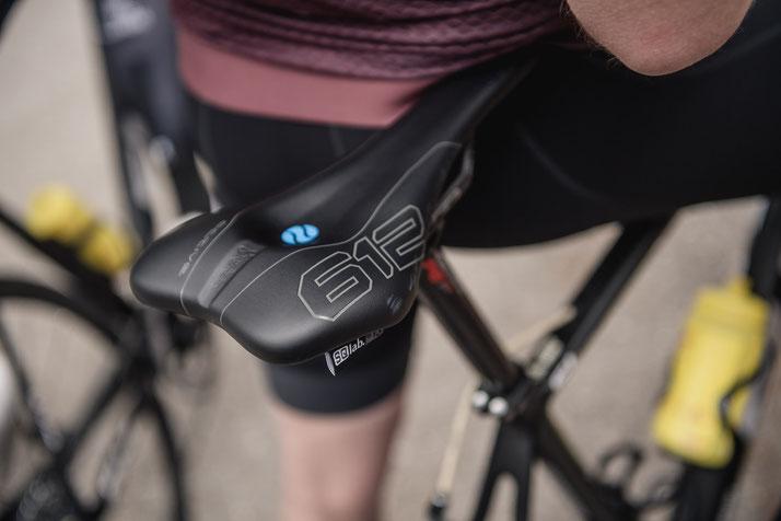 SQlab e-Bike Sättel ergonomisch und komfortabel