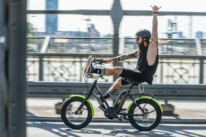 Corratec E-Power Life S Compact e-Bike 2020
