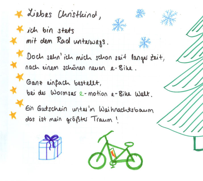 e-Bike Gutschein in Worms