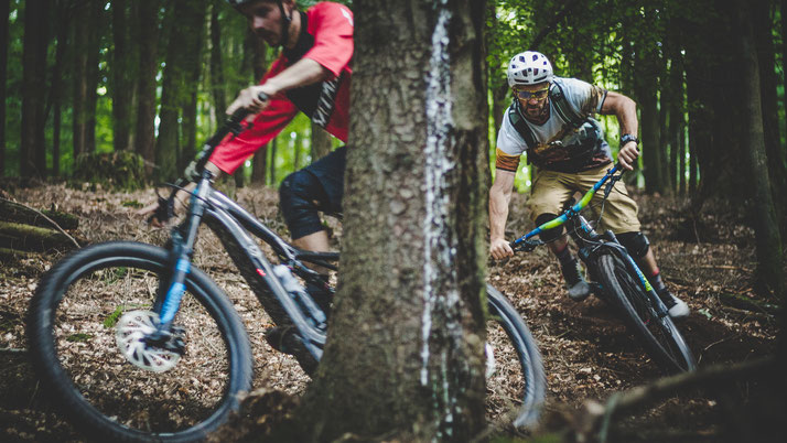 ergonomische e-Bike Lenker von SQlab