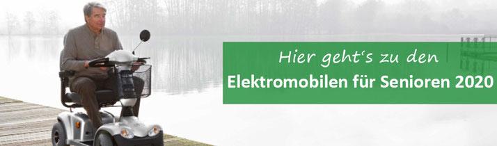 Elektromobile 2019 in den e-motion e-Bike Shops
